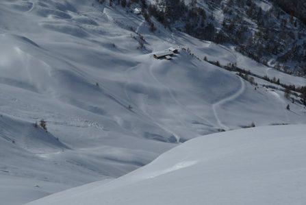 Skitouren im Schmirn- und Valsertal